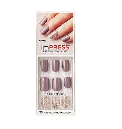 Kiss Networking imPress Press-On Manicure