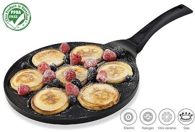 Gourmia Silver Dollar Pancake Pan