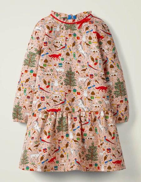 Cosy Bow Dress