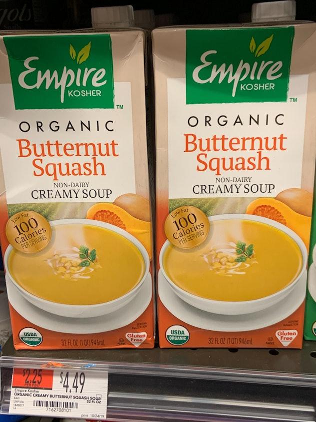 Empire Organic Butternut Squash Soup