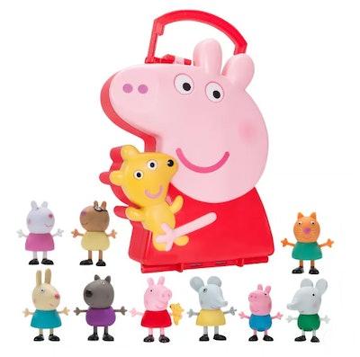 Peppa Pig Carry Along Friends