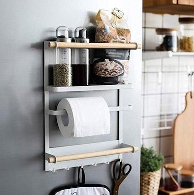 Blusea Refrigerator Spice Rack Organizer