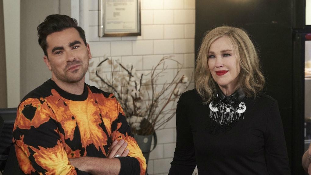 A 'Schitt's Creek' pop-up experience will celebrate the show ahead of its final season.