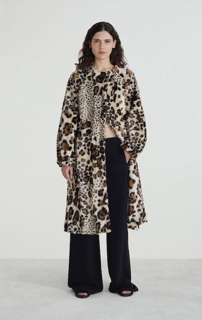 Coat Leo Cheetah