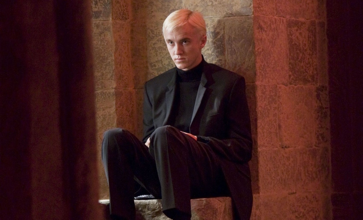 Tom Felton auditioned for Harry and Ron before getting cast as Draco Malfoy in 'Harry Potter.'