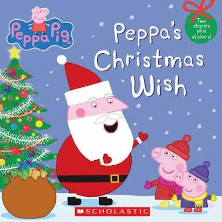 Peppa's Christmas Wish Book