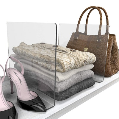HomeForEach Closet Organizer (2-Pack)
