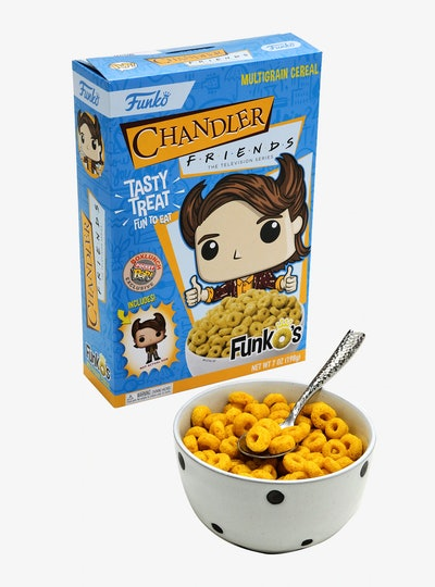 FunkO's Cereal with Pocket Pop! Chandler Cereal