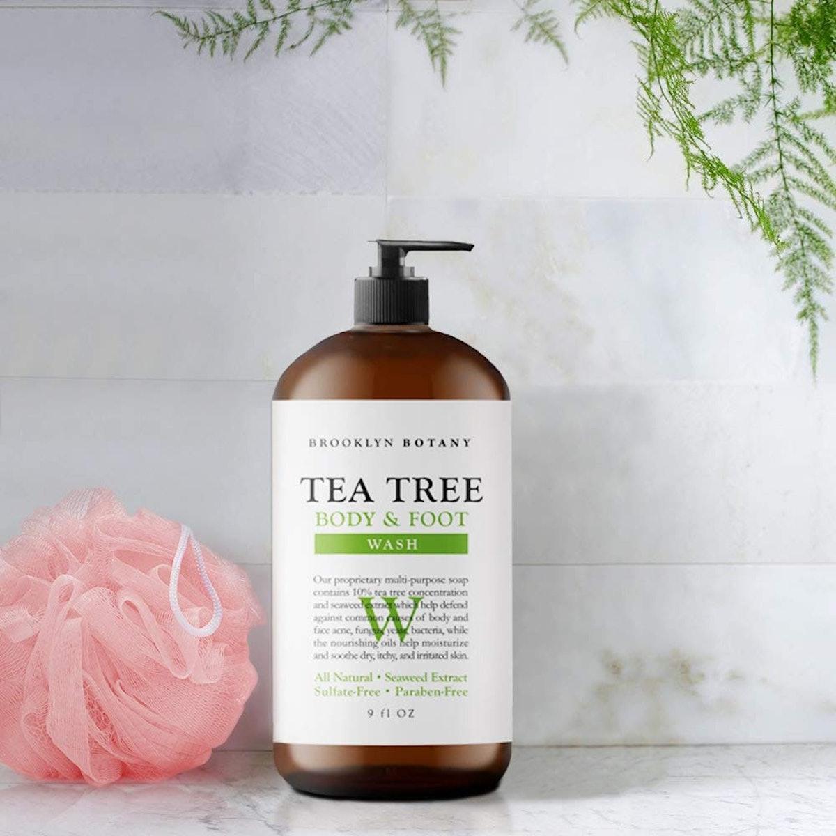 Brooklyn Botany Tea Tree Oil Body Wash