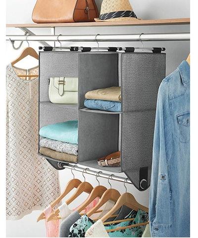 Whitmor Fabric Closet Organizer