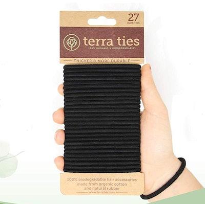 Terra Ties Hair Ties (27-Pack)