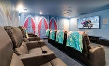 Frozen vacation rentals take your fandom to a new level