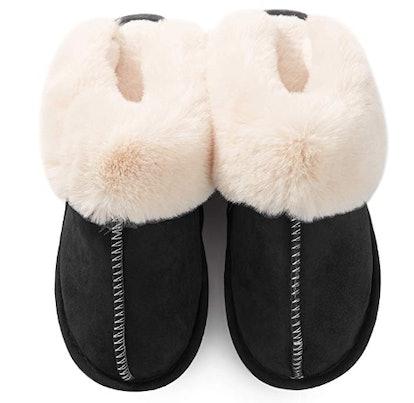 Donpapa Women's Memory Foam Slippers