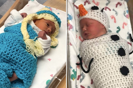 """A Kansas-City area hospital dressed babies in """"Frozen 2"""" costumes that are 100% worth melting for to celebrate the movie's release."""