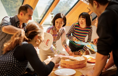 Your  Airbnb Cooking Experience could take place in a local's home.
