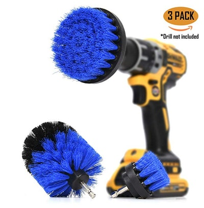 Drill Brush 360 Attachments (3-Pack)