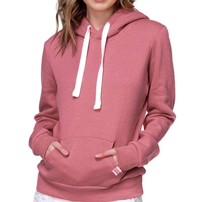 Urban Look  Fleece-Lined Hoodie Pullover