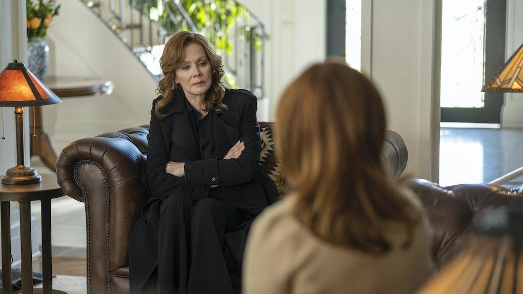 Jean Smart as Laurie Blake on Watchmen