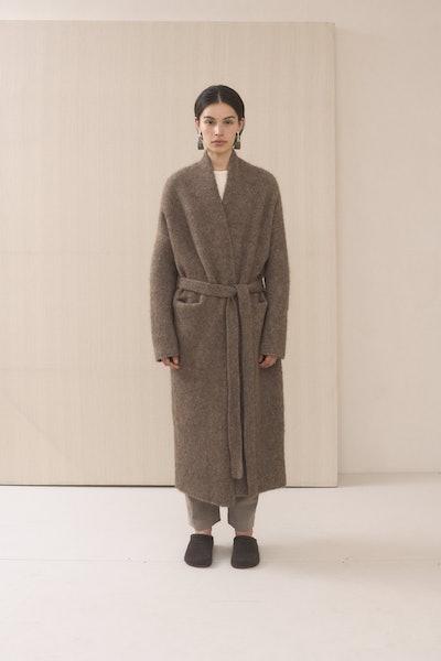 Chunky Robe Coat