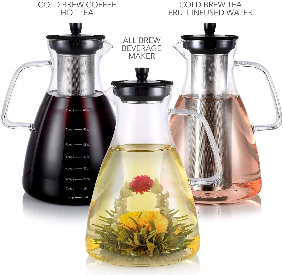Teabloom Precision All-Brew Beverage Maker