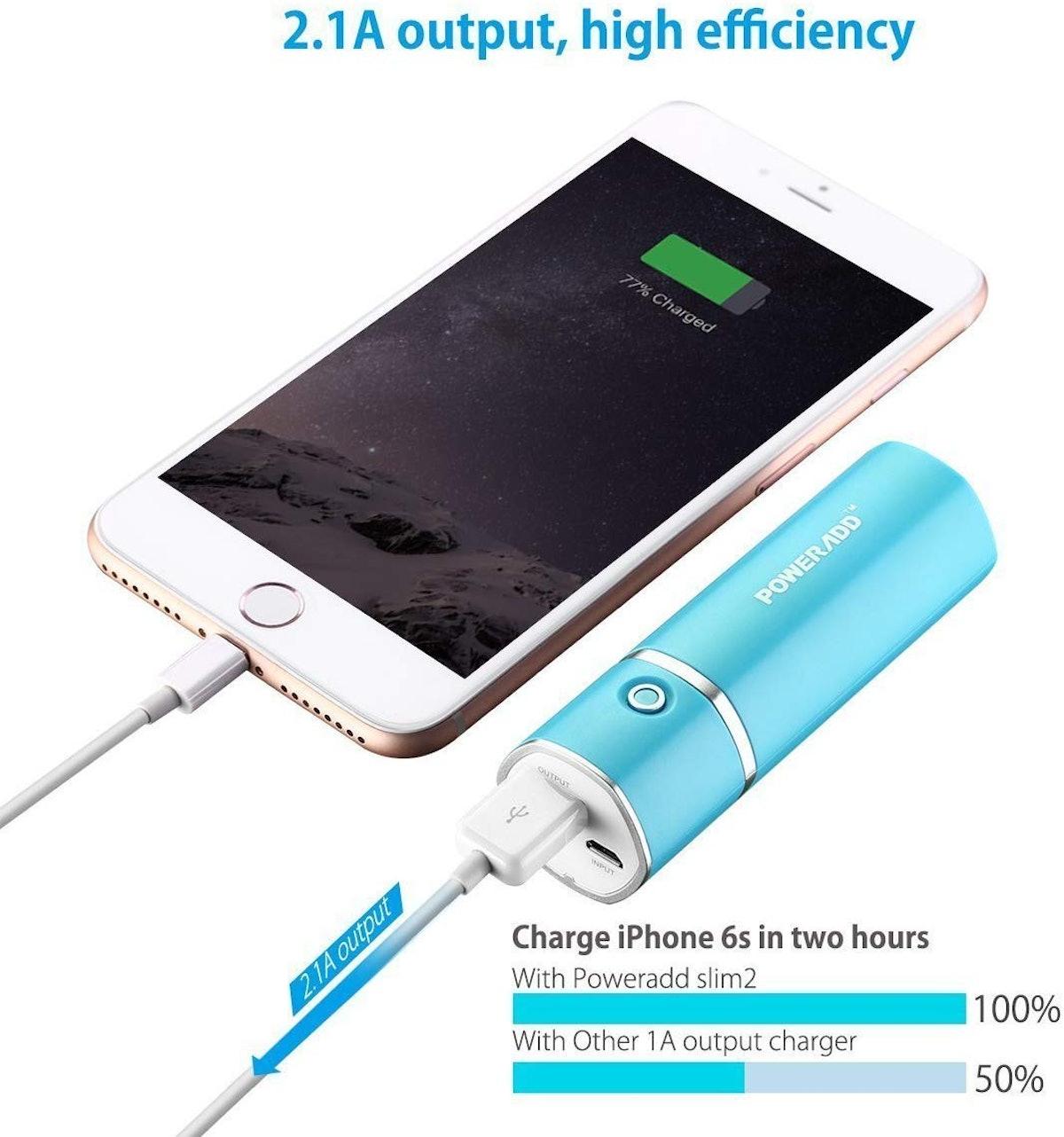 POWERADD Slim 2 Compact External Battery