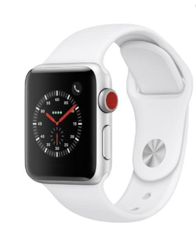 Apple Watch Series 3 (GPS + Cellular, 38mm)