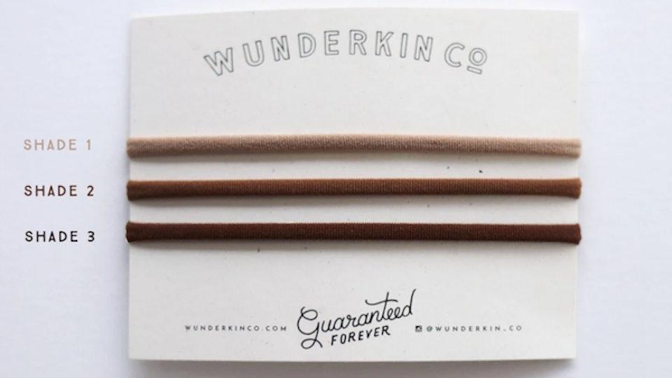 a package of headbands from wunderkin