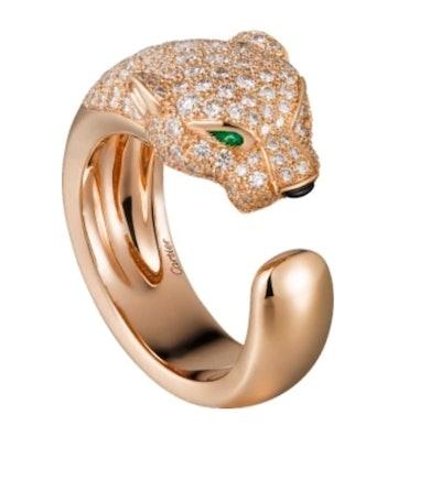 Panthére De Cartier Ring