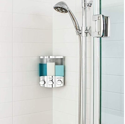 Better Living Products 3-Chamber Soap Dispenser