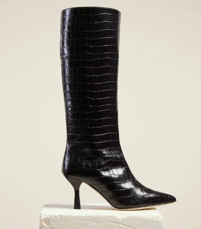 Ana Boot, Black Croc