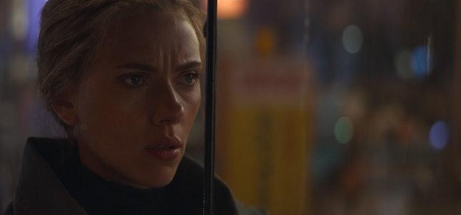Scarlett Johansson, 'Endgame,'  'Black Widow' solo movie