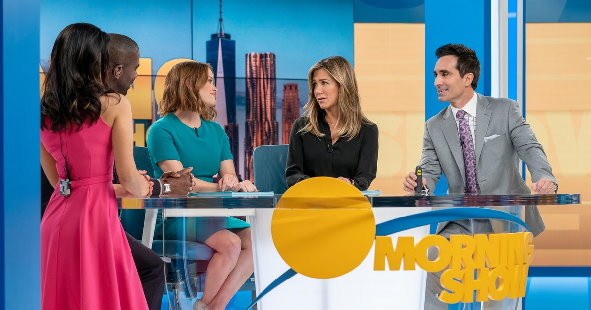 "This 'Morning Show' Episode Reveals Why You Should Never Call Your Work Team A ""Family"""