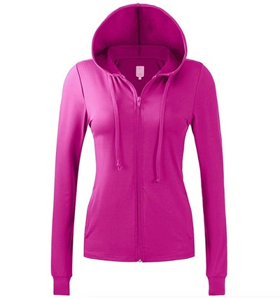 Regna X No Bother Women's Active  Hooded Jacket