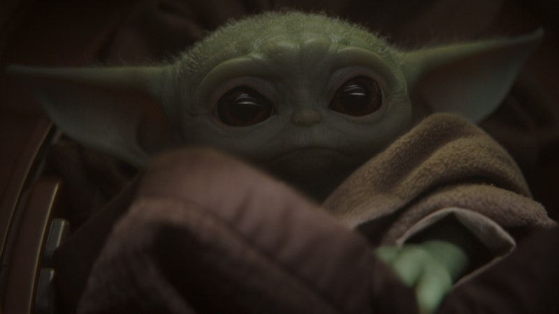 Baby Yoda almost looked totally different on The Mandalorian.