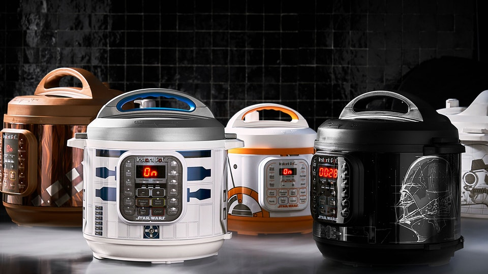 Star Wars Instant Pot Collection