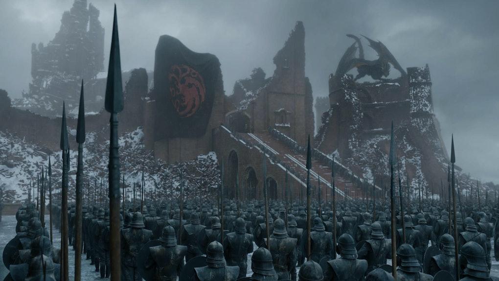 King's Landing in Game of Thrones