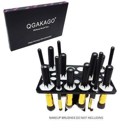 QGAKAGO Makeup Brush Organizer