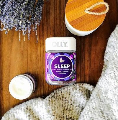 OLLY Sleep Melatonin Gummies