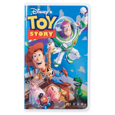 Toy Story ''VHS Case'' Journal