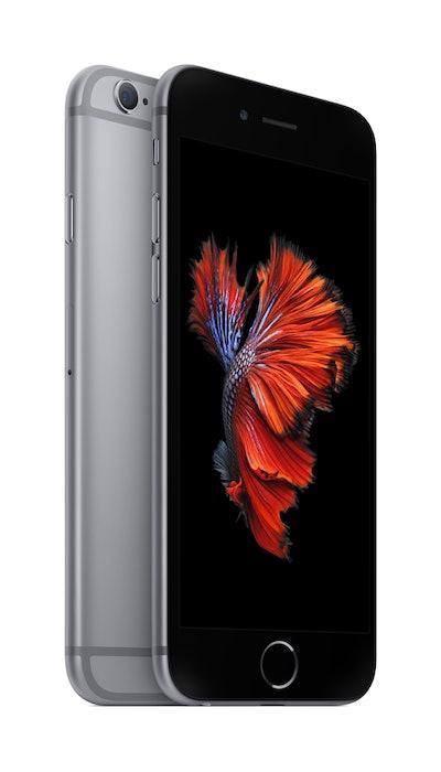 Straight Talk Apple iPhone 6s Prepaid Smartphone with 32GB