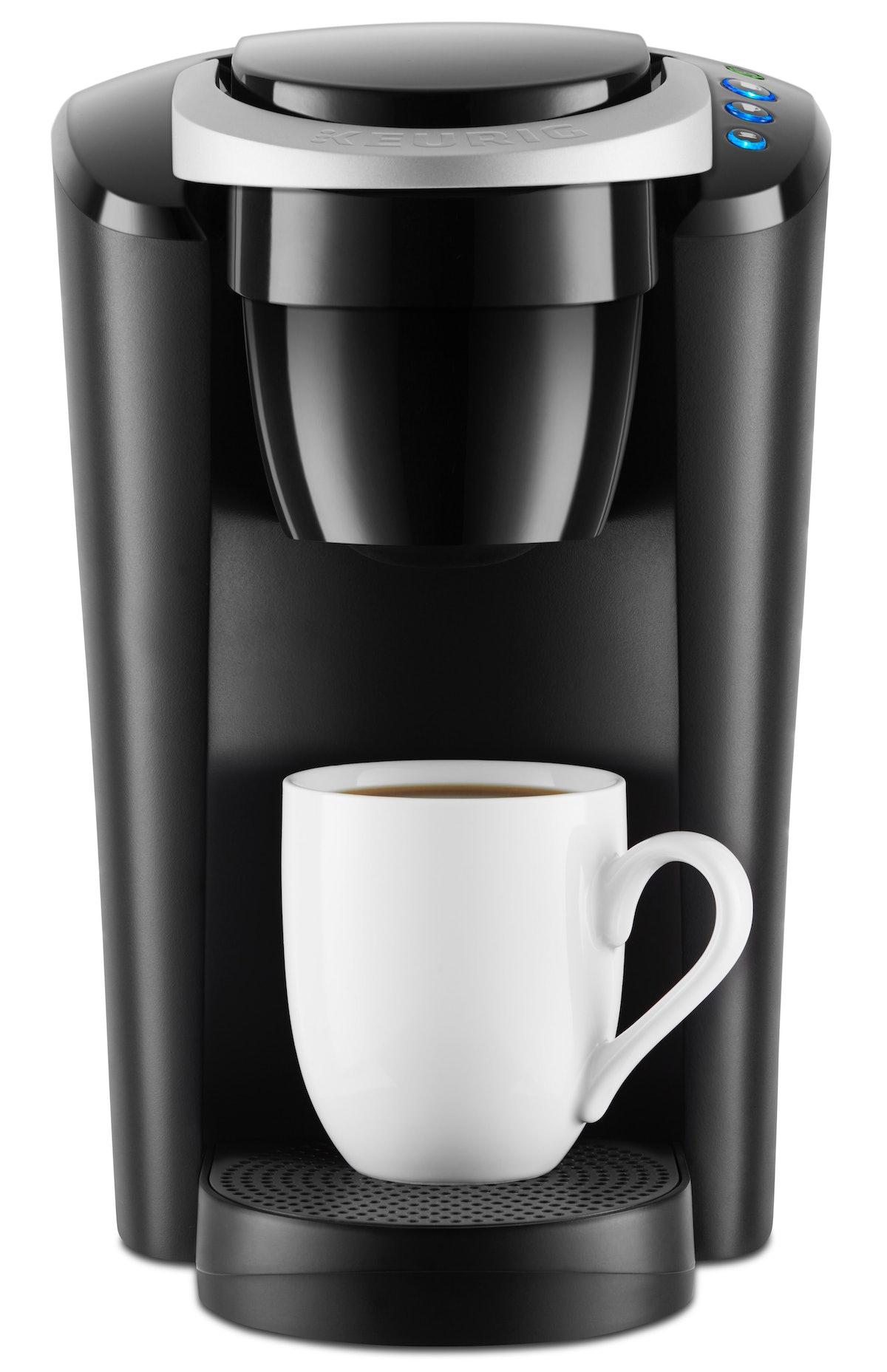 K-Compact Single-Serve K-Cup Pod Coffee Maker