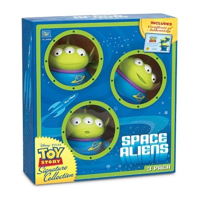 Toy Story Signature Collection Space Aliens 3-PK