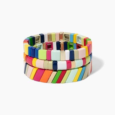 Fruit Stripe Bracelet