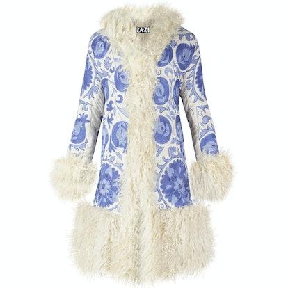 Suzani Coat #85