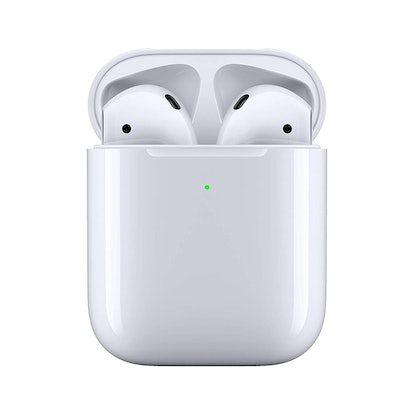 Apple - AirPods with Wireless Charging Case (Latest Model)