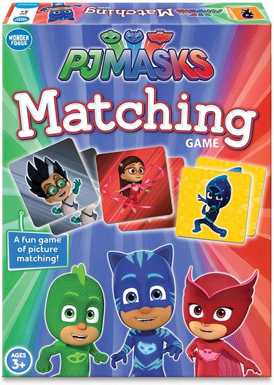 Wonder Forge PJ Masks Matching Game
