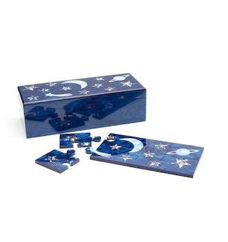 Solar System Acrylic Puzzle Box