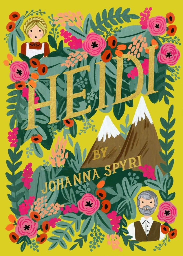 Heidi by Johanna Spry