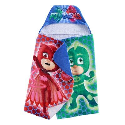 PJ Masks Hooray Hooded Towel Wrap