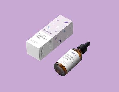 Lavender + CBD Face Oil